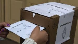 Elecciones 2021: cuándo son las PASO y las Legislativas   Perfil