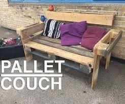 pallet crate furniture. Interesting Crate Pallet Couch Thomas Dambo Style Throughout Crate Furniture