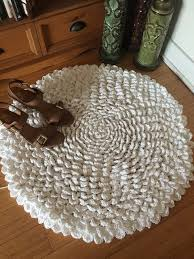 Free Crochet Rug Patterns Amazing The Madeline Flower Crochet Rug Pattern Part 48 By Karla's