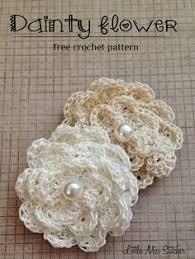Crochet Flower Pattern For Headband Custom Createbellacreate Crochet Flower Headband Tutorial Crochet