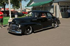 Dusty and Dawn Smith 1948 Chevrolet Fleetmaster Sport Coupe - Hot ...