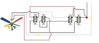 bathroom ceiling fans 3 speed fan control switch lowes wiring and 4 Ceiling Fan Speed Switch Wiring Diagram bathroom ceiling fans 3 speed fan control switch lowes wiring and 4 wires diagram way 1