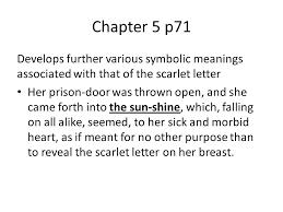 symbolism in the scarlet letter the scarlet letter essay prompts  symbolism in the scarlet letter symbolism scarlet letter