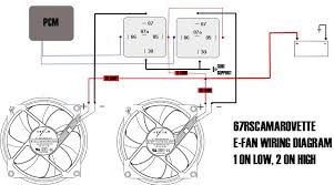 lsx into '67 '69 camaro, the basics ls1tech camaro and Wiring Harness Western Electric High Dro Tic name electricfanschematicls1 jpg views 391 size 64 0 kb