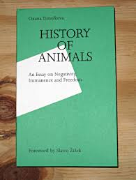 history of animals an essay on negativity immanence and dom  history of animals an essay on negativity immanence and dom