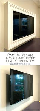 mirrors mirror tv frame two way mirror tv frame diy mirror tv frame diy custom
