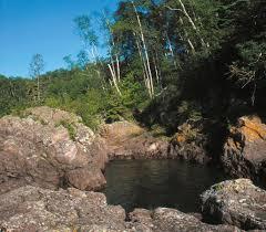 The Lake Superior Basin S Fiery Beginning Lake Superior Magazine