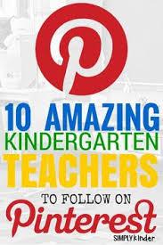 10 fabulous kindergarten teachers to follow on