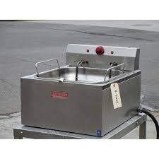 cecilware el 310 countertop electric fryer excellent condition used equipment we have sold bakedeco com