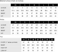 T Tahari Size Chart 61 Punctual Tahari By Asl Petite Size Chart