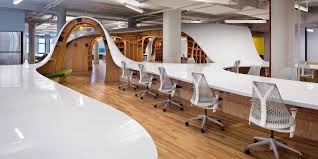 giant office furniture. Giant Curvy Office Desk Furniture A