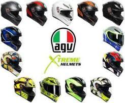 Details About Agv K1 Helmet Full Face Motorcycle Pinlock Anti Fog Dot Ece Xs S Ms Ml L Xl 2xl
