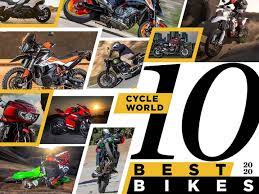 cycle world ten best bikes 2020 cycle