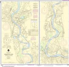 Oceangrafix Noaa Nautical Chart 12378 Connecticut River
