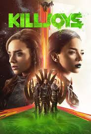 Killjoys Temporada 4 audio español