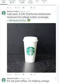 marketing strategy of starbucks a case study starbucks marketing on twitter