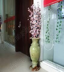 Big flower vase