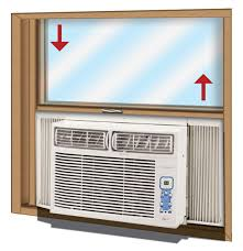 window air conditioner installation. Fine Installation Shop Standard Window Air Conditioners To Conditioner Installation N
