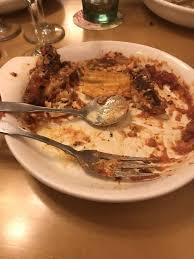 photo of olive garden italian restaurant anchorage ak united states burnt lasagna