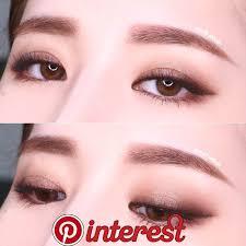 makeup looks and s used natural makeup tutorial in 2019 korean eye makeup