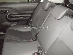 automart lk registered used toyota aqua g soft leather car for automobile seat covers genuine automobile seat covers in sri lanka