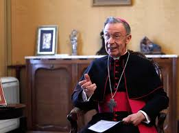 Image result for Photo of Cardinal Luis Ladaria