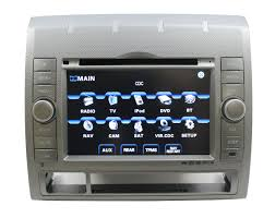 Tacoma 2005-2011 R2 In Dash Multimedia Navigation System for Non ...