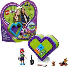 Nơi bán Đồ chơi lắp ráp Lego Friends 41358 - Chiếc Hộp Trái Tim Của Mia giá  rẻ nhất tháng 11/2020