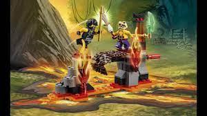 LEGO Ninjago Season 11 Ninja vs Lava (Page 1) - Line.17QQ.com