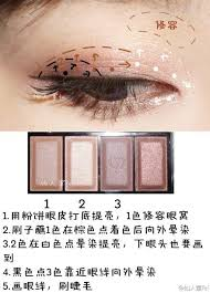 cle de peau eyeshadow 303 makeup addict you re beautiful makeup tips