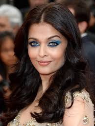 the most major hair and makeup moments at cannes 2016 people aishwarya rai s blue eye makeup