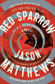Buy Red Sparrow by Jason Matthews With Free Delivery