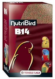 <b>Versele</b>-<b>Laga корм NutriBird B14</b> для волнистых попугаев купить ...