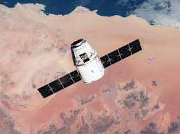 Dragon Light Capsules Spacexs Dragon Capsule May Be Contaminating The Iss Wired