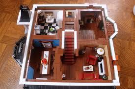 Lego House Plans Beautiful Lego House Interior Pictures 3d House Designs Veerleus