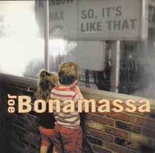 <b>Joe Bonamassa</b> - <b>So</b>, It's Like That (2002, CD) | Discogs