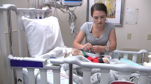 Mother shares baby's cancer story to raise awareness about further ...