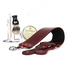 "Dovo Pearlex Full Hollow <b>5/8</b>"" Straight <b>Razor</b> Shaving Set 