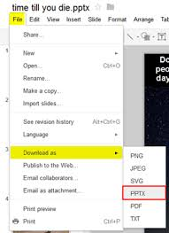 Google Docs Powerpoint How To Upload Google Docs Presentation To Youtube With Help