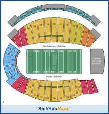 Football Stadium Rutgers Football Stadium Seating Chart