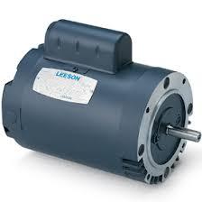 leeson 1 phase instant reversing motors 1 2hp leeson 1625rpm 56c dp 1ph motor 100704 00