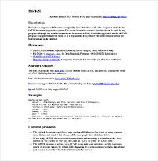Engineering Technical Report Template Technical Reporting Format Rome Fontanacountryinn Com