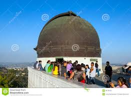 People Visit The Observatory Editorial Photo - Image of observation, blue:  36795521