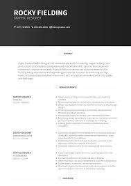 Graphic Designer Senior Resume Sample Word Format Free