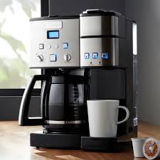 Contents of packaging • coffee maker • removable pod holder • removable filter for ground coffee • removable brew basket • removable cup 4. 5 Best Dual Coffee Makers Reviewed In Detail Apr 2021