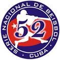 52 Serie Nacional de Béisbol.