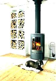 corner fireplace insert wood burning medium size ventless gas in