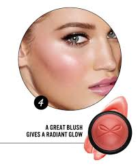 a great blush gives a radiant glow 8 makeup tips to look younger instantly page 5