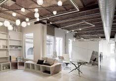 exposed ceiling lighting basement industrial black. Amazing Exposed Ceiling Lighting Basement Industrial With Black A