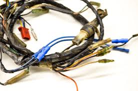 yamaha wire harness electrical wiring was removed from a 1989 yamaha blaster yfs200 2x4 will fit the years and models in the compatibility list